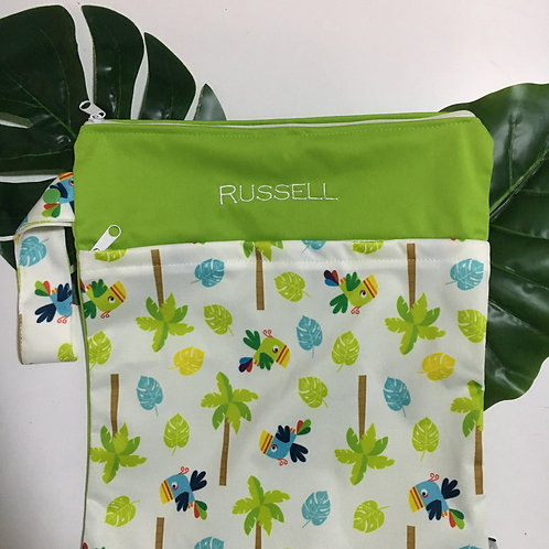 JUNGLE Wet Bag
