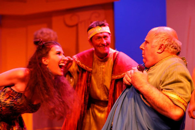 A Funny Thing Happened on the Way to the Forum (Vibrata)