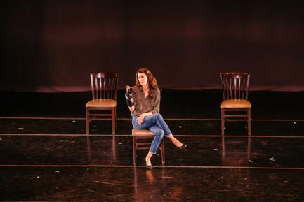 """As Close As I Can"", Denver Fringe Festival 2021"