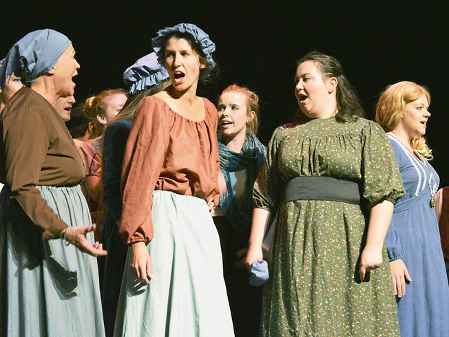 Les Miserables (ensemble)