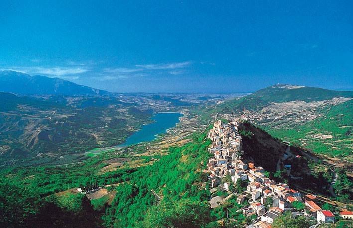 View from Villa Santa Maria