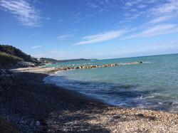Enjoy the beach and a sea swim