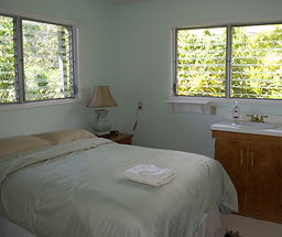 Gay Hawaii Travel Guest House Bed and Breakfast Island Breeze room hotel nudist friendly