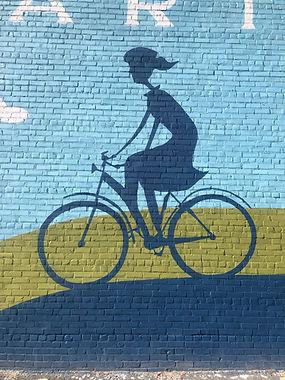 Sparta Wisconsin mural
