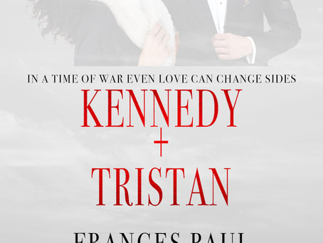 Romantic Thriller: Kennedy and Tristan by Frances Paul + Book Trailer
