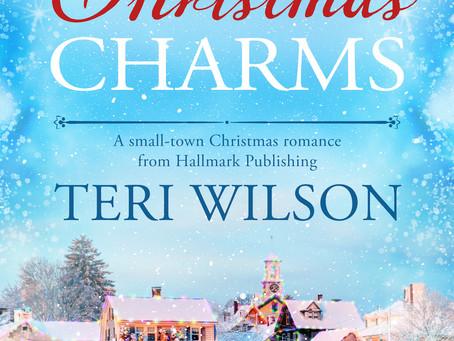 Hallmark Author, Teri Wilson's CHRISTMAS CHARMS + Giveaway!