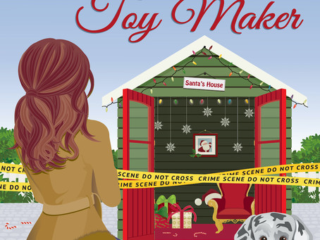 A Case for the Toy Maker by Candace Havens (Ainsley McGregor #3)