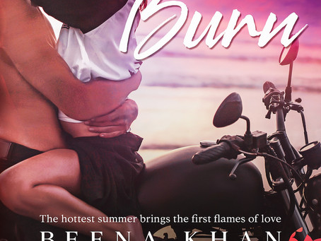 Check out THE FLAME MUST BURN by Beena Khan + $10 Amazon Giveaway
