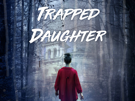 The Trapped Daughter by Jay Kerk + Giveaway