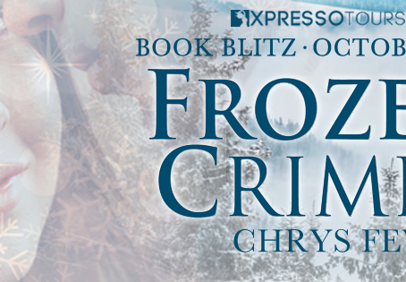 Check out FROZEN CRIMES + Cool Swag Giveaway!