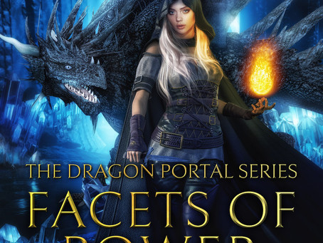 New Fantasy! FACETS OF POWER by Jamie A. Waters