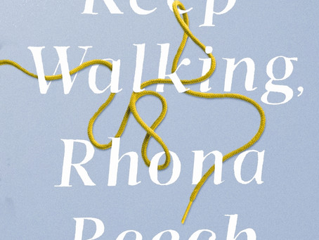 Keep Walking, Rhona Beech by Kate Tough