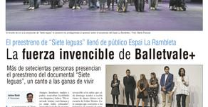 Crónica del preestreno en El Rotativo (04/2019)