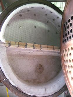 Boiler Door Replacement