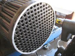 Heat exchanger cleaning