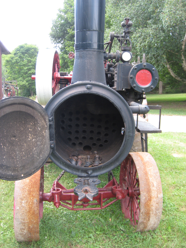 Steam Locomotive Repair