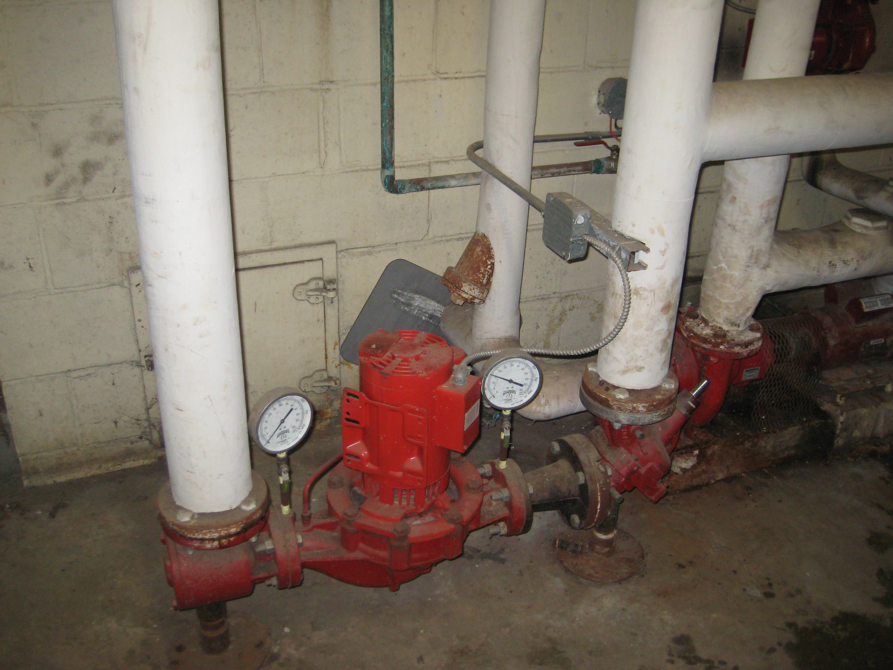 Pump Replacement