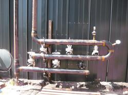 Custom Welded High Pressure Piping