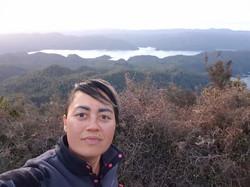 View from Panekire