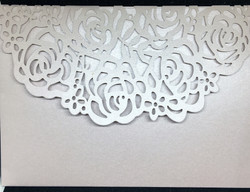 Rose Trifold - £2.80