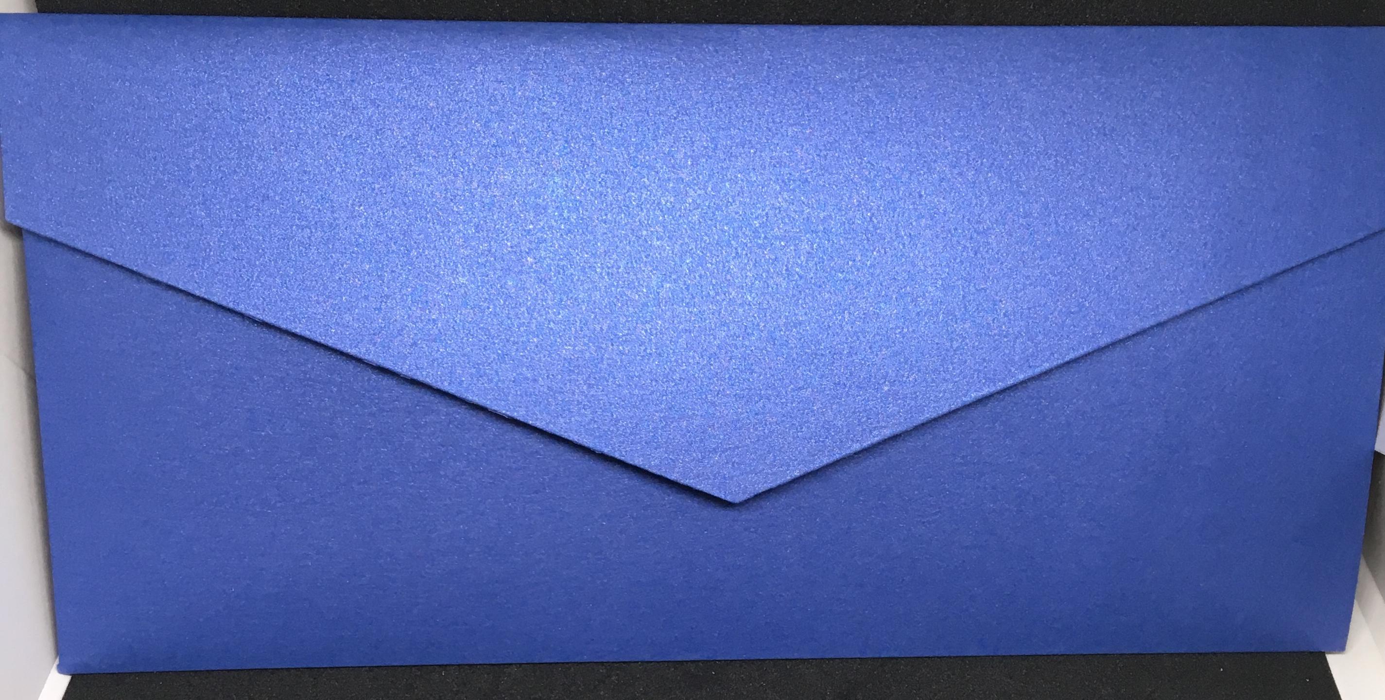 Autograph pocket fold - £2.50