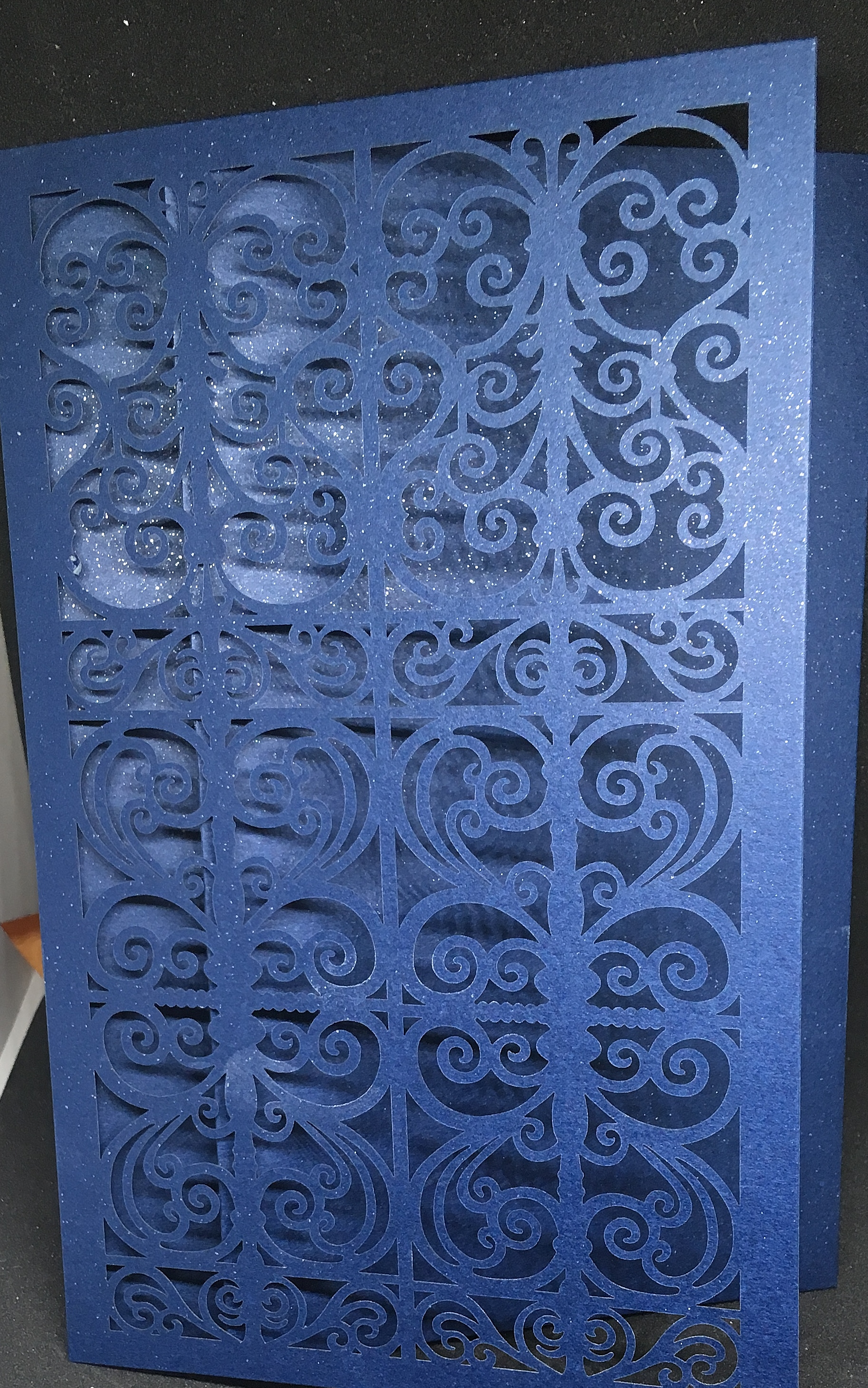 Gate Trifold - £3.00