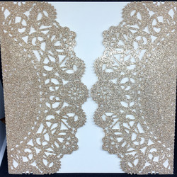 Rustic Lace -£3.00