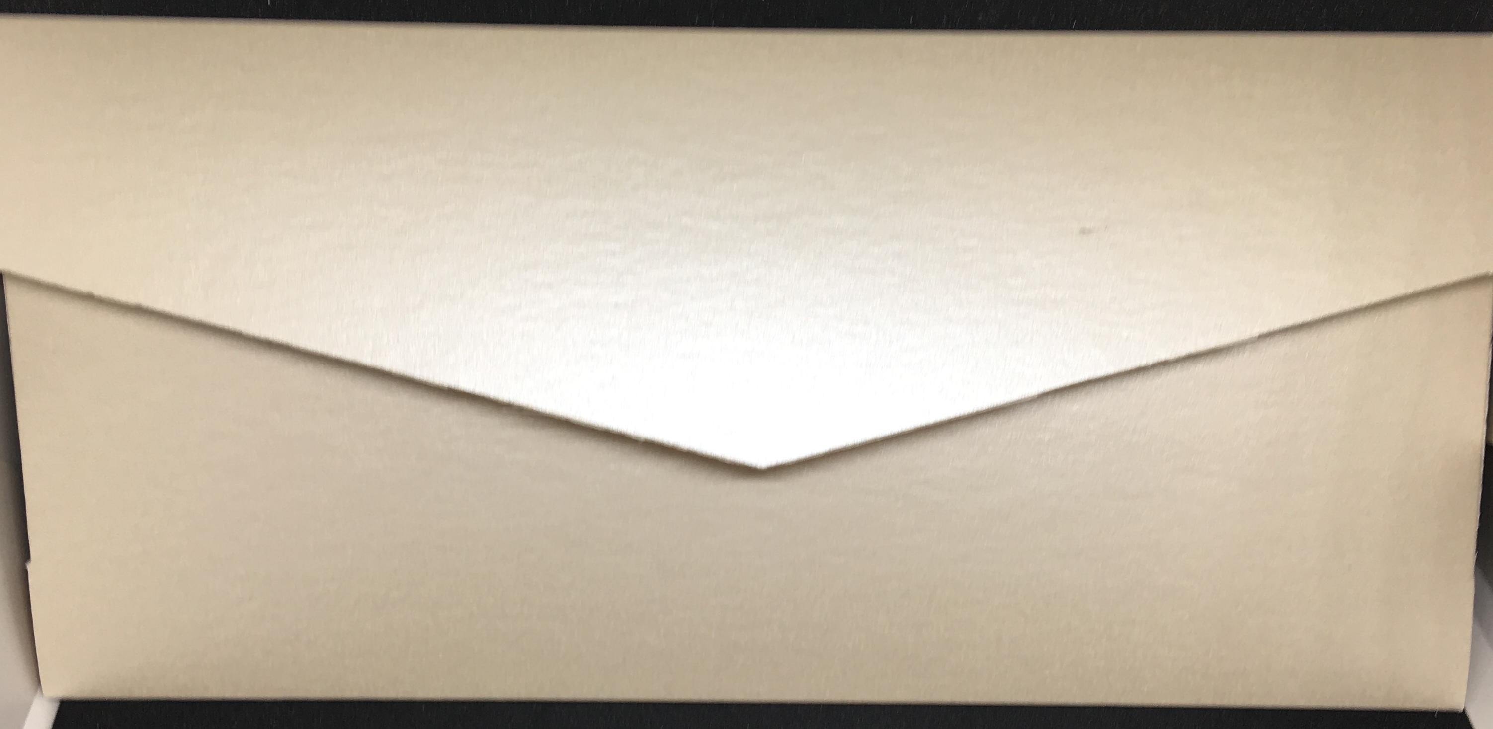 Autograph pocketfold - £2.50