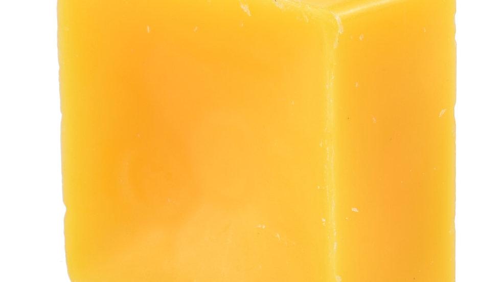 1PC Natural Pure Beeswax 35-50g  Organic Beeswax Filtered Bees Wax Bars