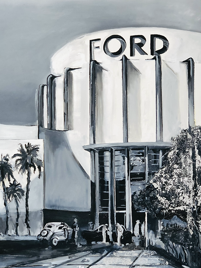 The Ford Building, USA
