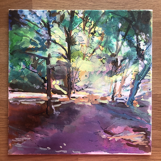 (Sold) Hampstead Heath V