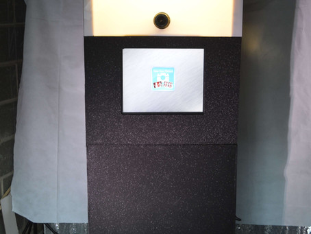 New selfie photo pods from NGB Discos