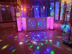 clock barn wedding disco and wedding DJ