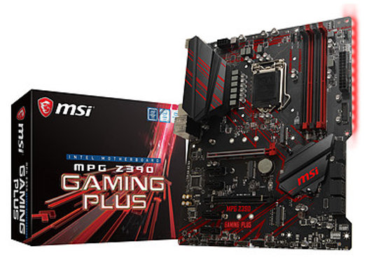 MSI MPG Z390 GAMING-PLUS