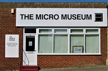 The Micro Museum building