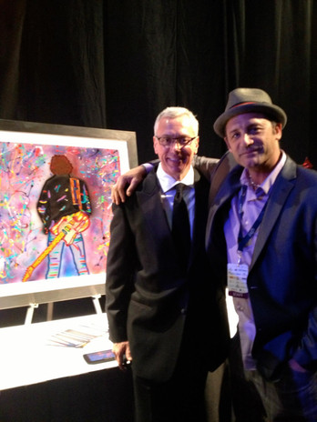 Dr. Drew Pinsky and JD Shultz