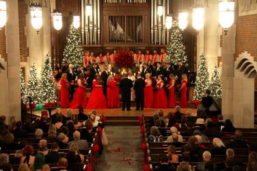 Royal Christmas Wedding in Nashville