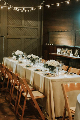 The Barn Reception at Bellemeade Plantaion