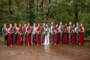 Late Summer wedding in Middle TN.