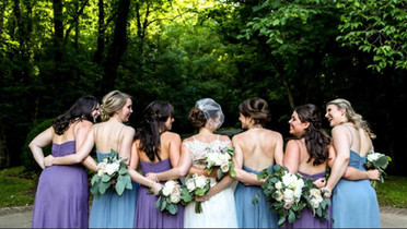 Something in Blue... Beautiful Summer wedding in Nashville TN