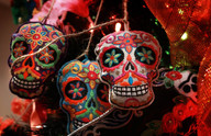 Suger Skulls Garland