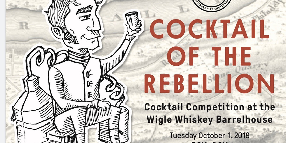 """Wigle Whiskey's """"Cocktail of the Rebellion"""""""