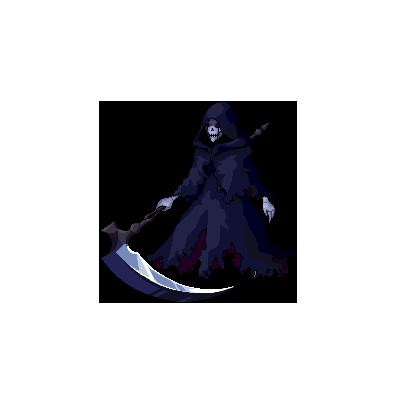 87楓之谷世界王-巨鐮死神