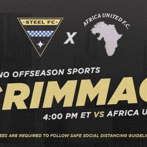 Steel FC 2 - 0 Africa United FC
