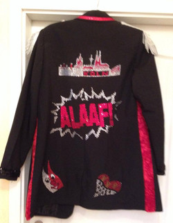 ALAAF BLAZER