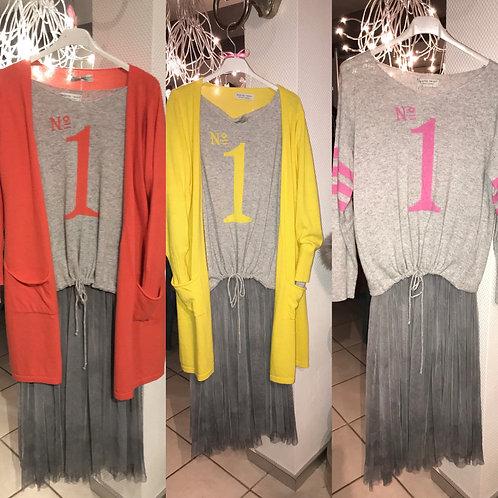 Pullover No 1 in 3 Farben mit 10 % Kaschmir - Preis incl. MwSt. Zzgl . Versand