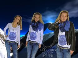 LUXURY TIGER BLUE