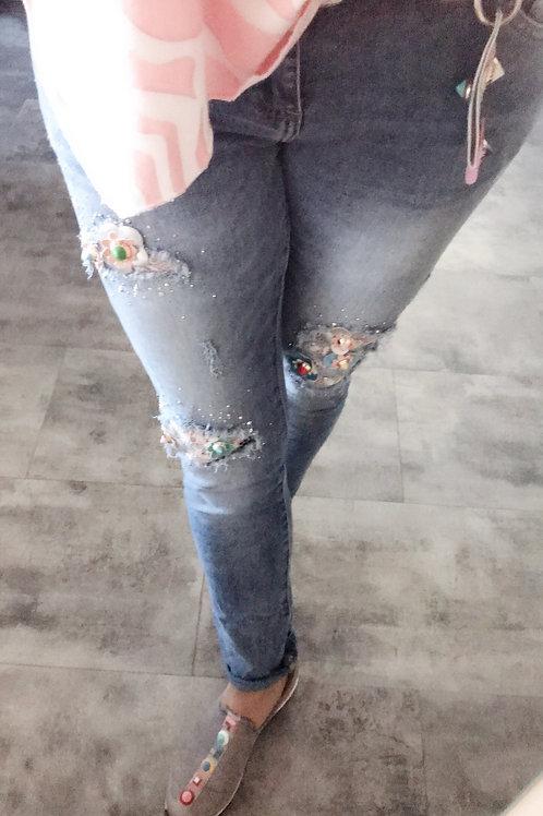 Mozzaar Jeans Hippie Style- Preis incl. MwSt. zzgl. Versand