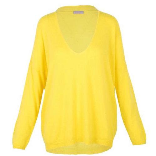Oversize Pullover mit Kaschmir - Preis incl. MwSt. Zzgl. Versand