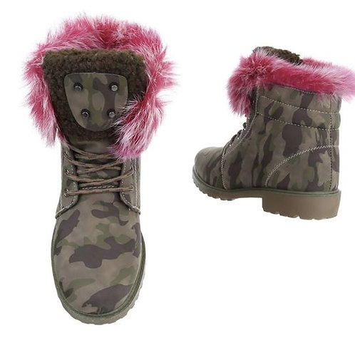 Camouflage Boots - Preis incl. MwSt. zzgl. Versand